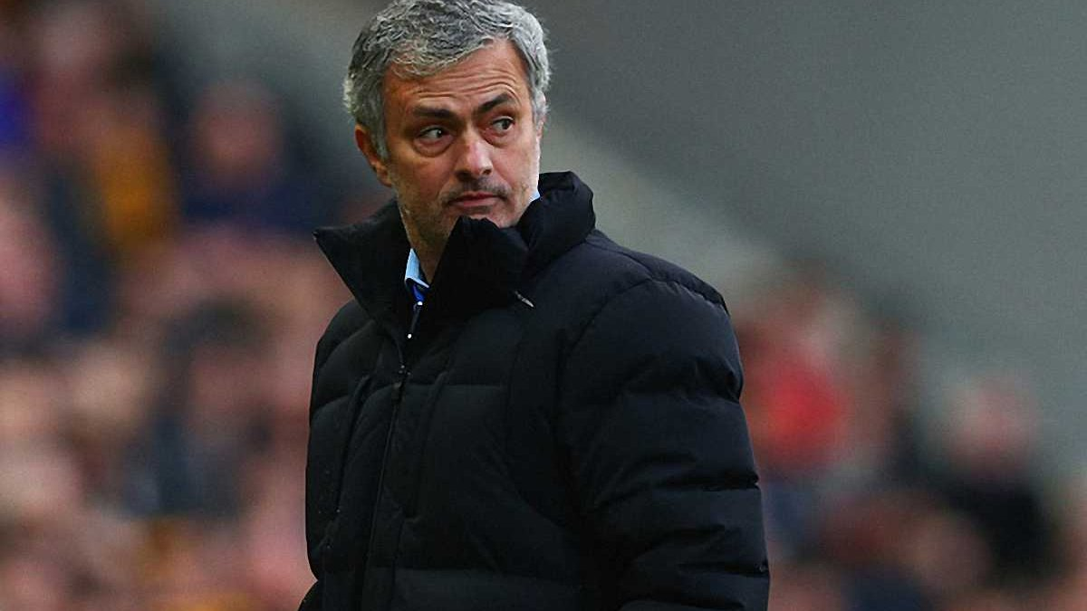 """Моурінью: Якщо """"Челсі"""" мене звільнить, то втратить найкращого тренера в історії клубу"""