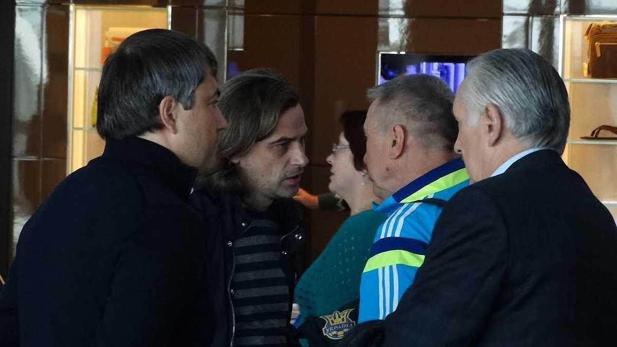Збірна України взяла курс на Македонію (ФОТО)