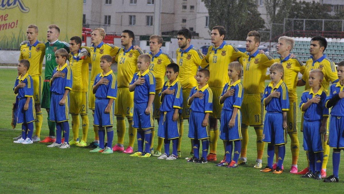 Другий поспіль провал українців у відборі до молодіжного Євро-2017