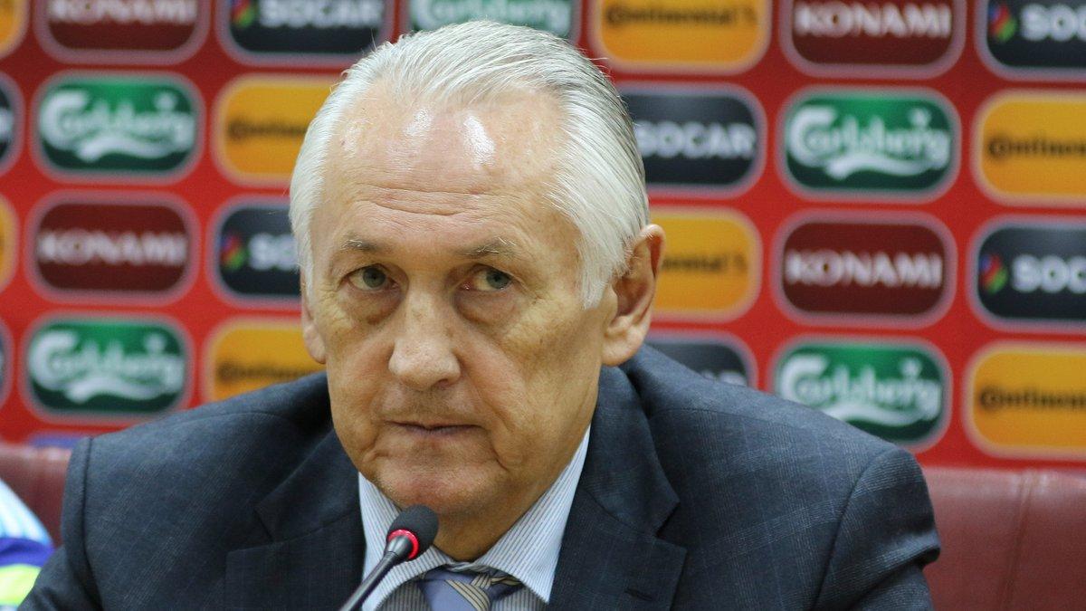 Фоменко: Многие игроки не соблюдали построения игры с Македонией