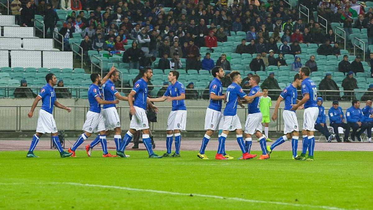 Збірна Італії встановила історичний рекорд