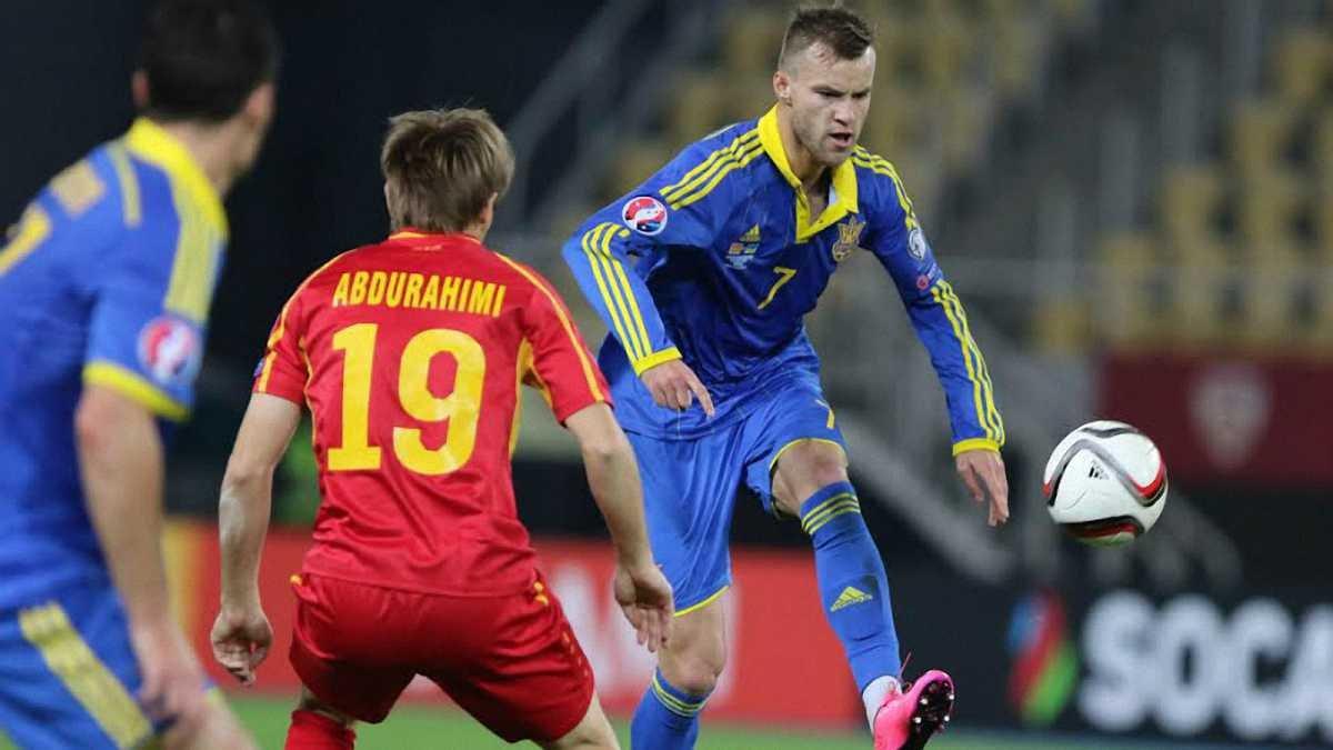 Ярмоленко: Нам необходимо лишить испанцев мяча