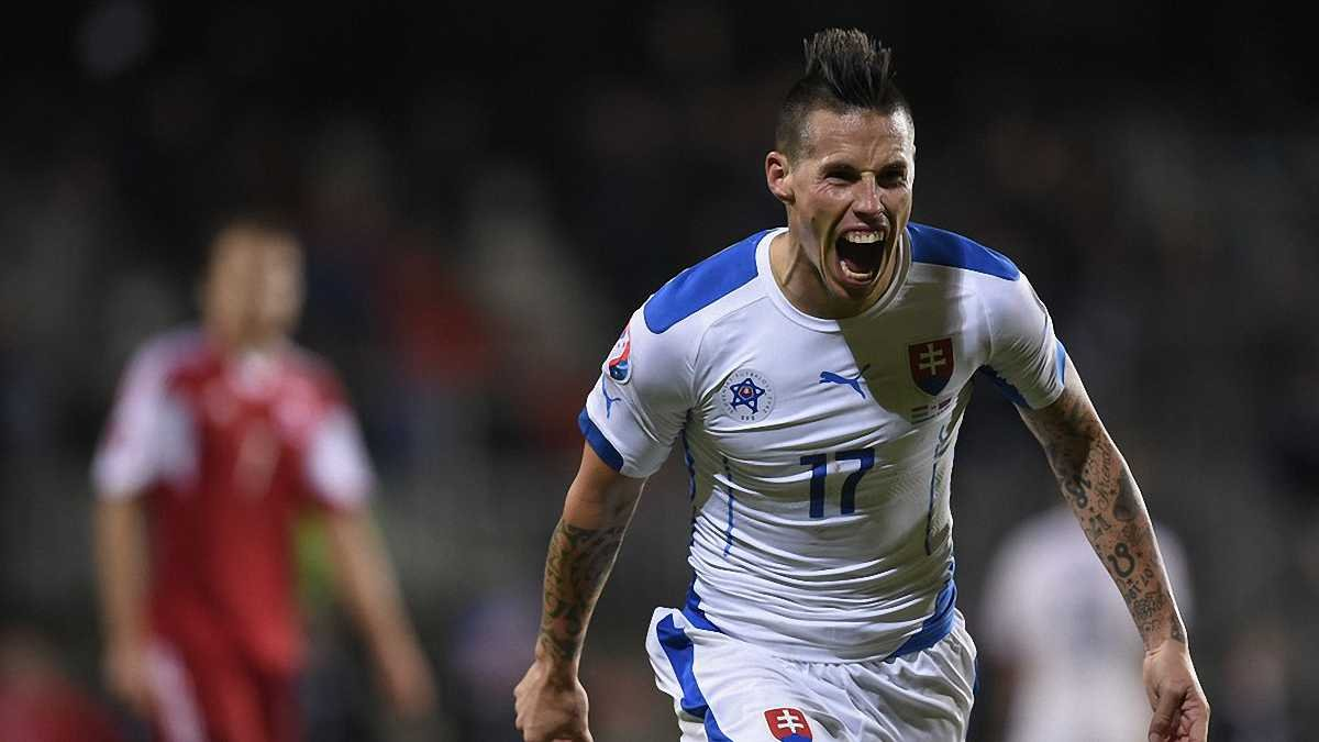 Отбор Евро-2016: Словакия понервничала в Люксембурге, но путевку не отдала, Словения - потенциальный соперник Украины