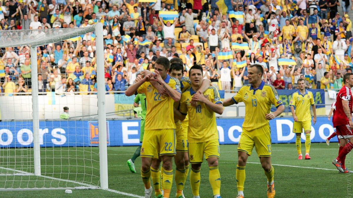 Стали известны все соперники Украины в плей-офф Евро-2016