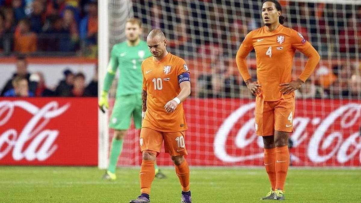 Нидерланды стали жертвой проклятия 3-го места на Чемпионате мира