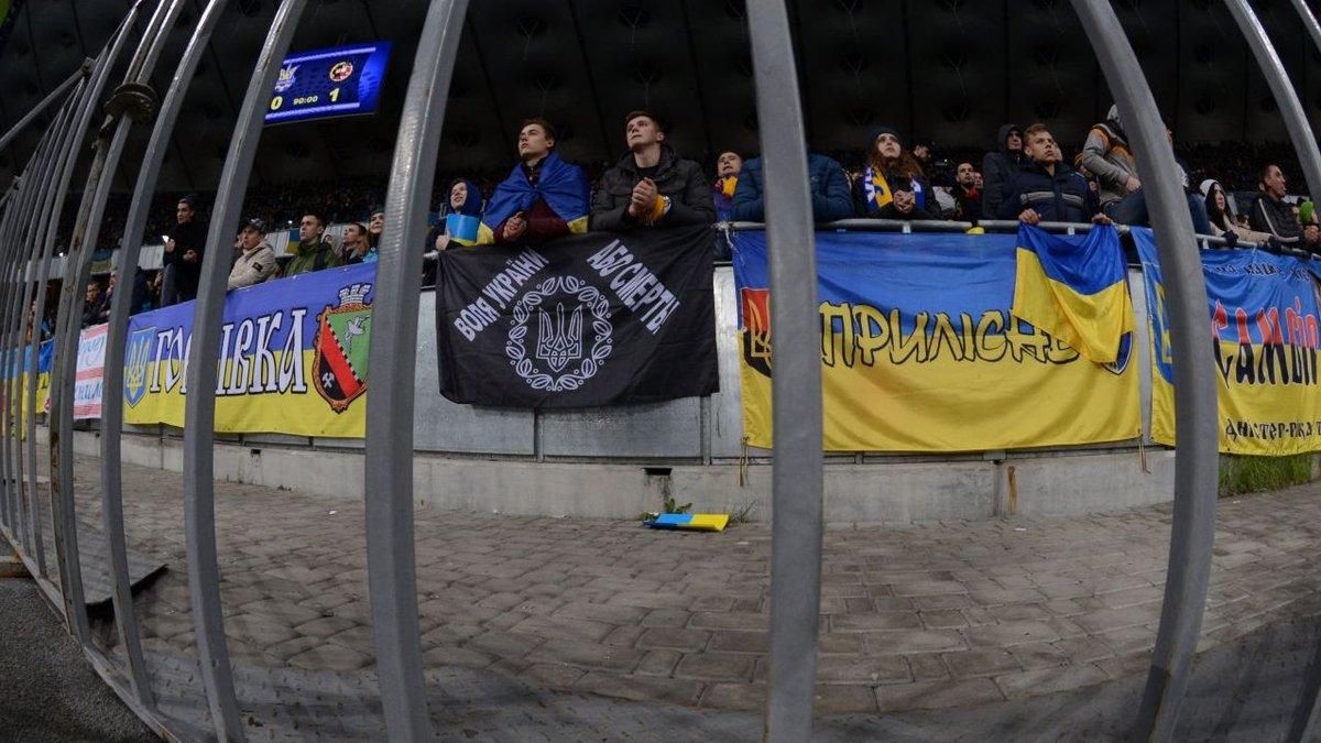 Україну і Росію можуть розвести під час жеребкування Євро-2016