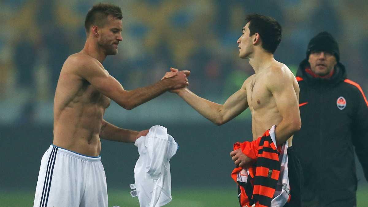 Ярмоленко: Я не викидав футболку Степаненка, а просто забув її