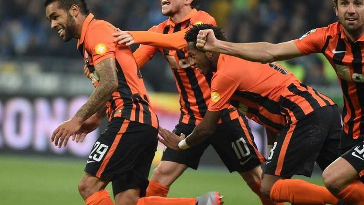 Символическая сборная 11 тура украинской Премьер-лиги