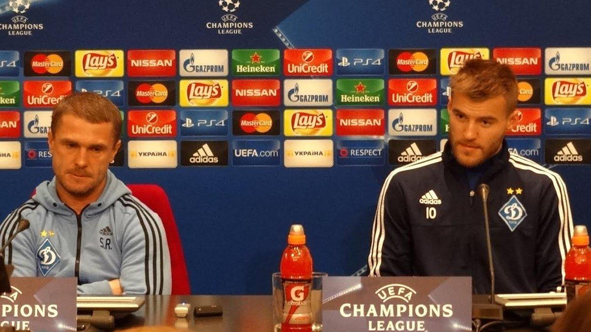 Ярмоленко: Я играю в сильной команде, а интерес со стороны других клубов - второстепенный вопрос