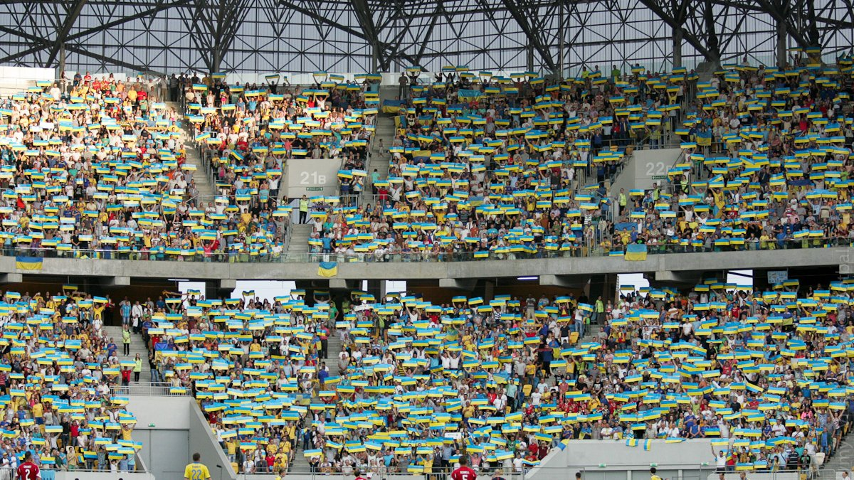 Официально: Украина примет Словению в Львове