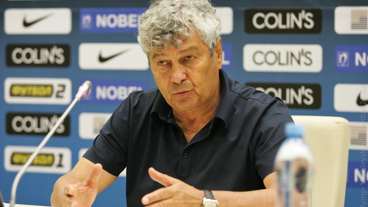 Луческу: Решили не покупать новых игроков, пока не вернемся в Донецк