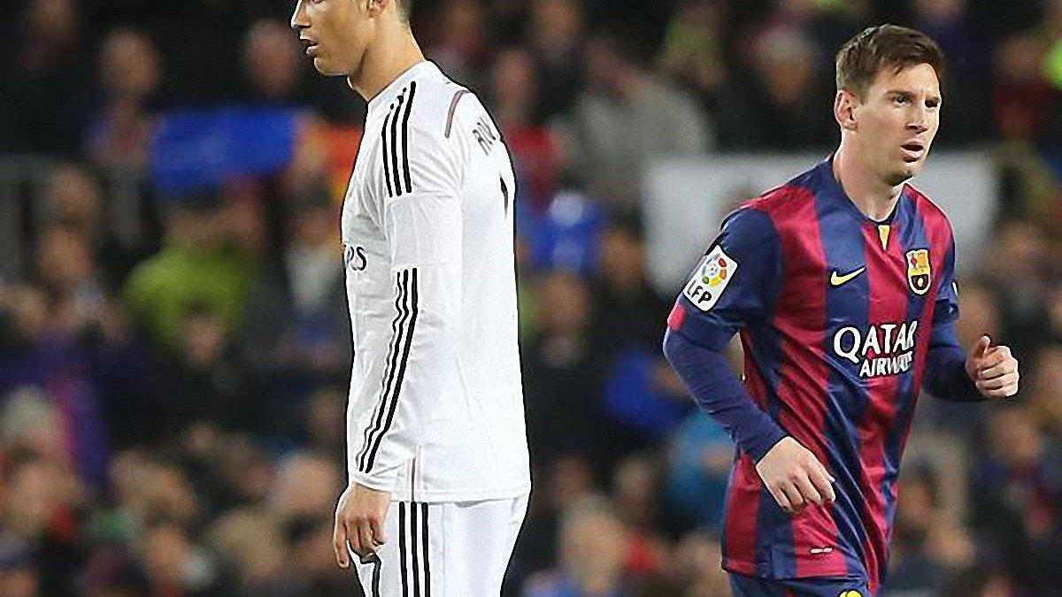 """Мессі отримує більше, ніж Роналду - зарплати гравців """"Барселони"""" та """"Реала"""" (ФОТО)"""