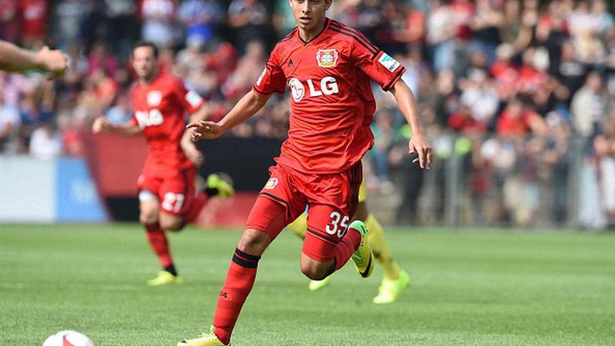 Юрченко провів перший матч сезону в Бундеслізі