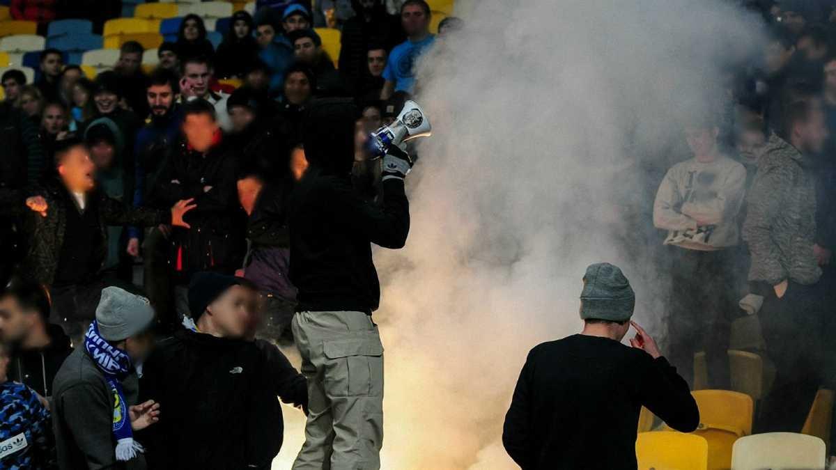 МВД: Пусть стюарды сами разбираются с инцидентами на стадионах