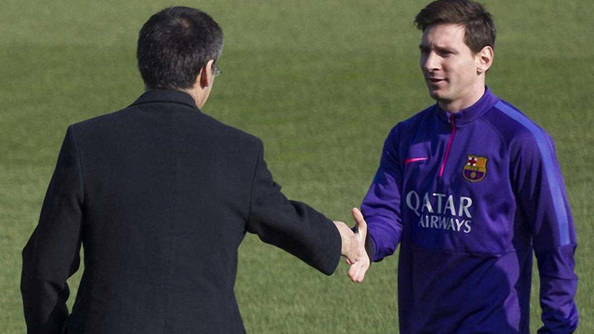 """""""Барселона"""" в новом контракте будет платить Месси больше 20 миллионов евро в год"""