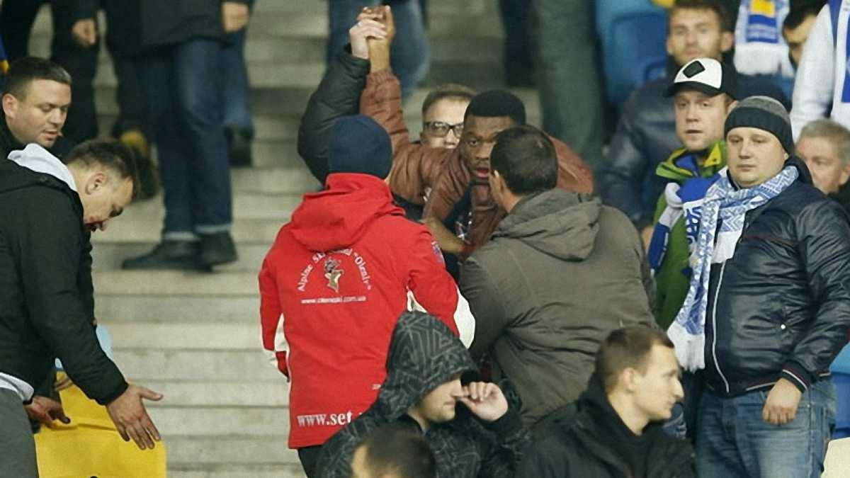 """Юрист: На УЕФА подействовали аргументы """"Динамо"""", что это не был расистский конфликт"""