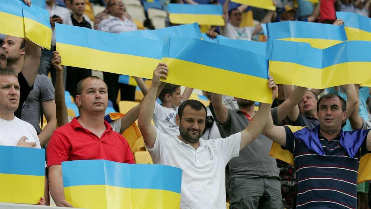 Українці викупили всі квитки на виїзний матч України проти Словенії