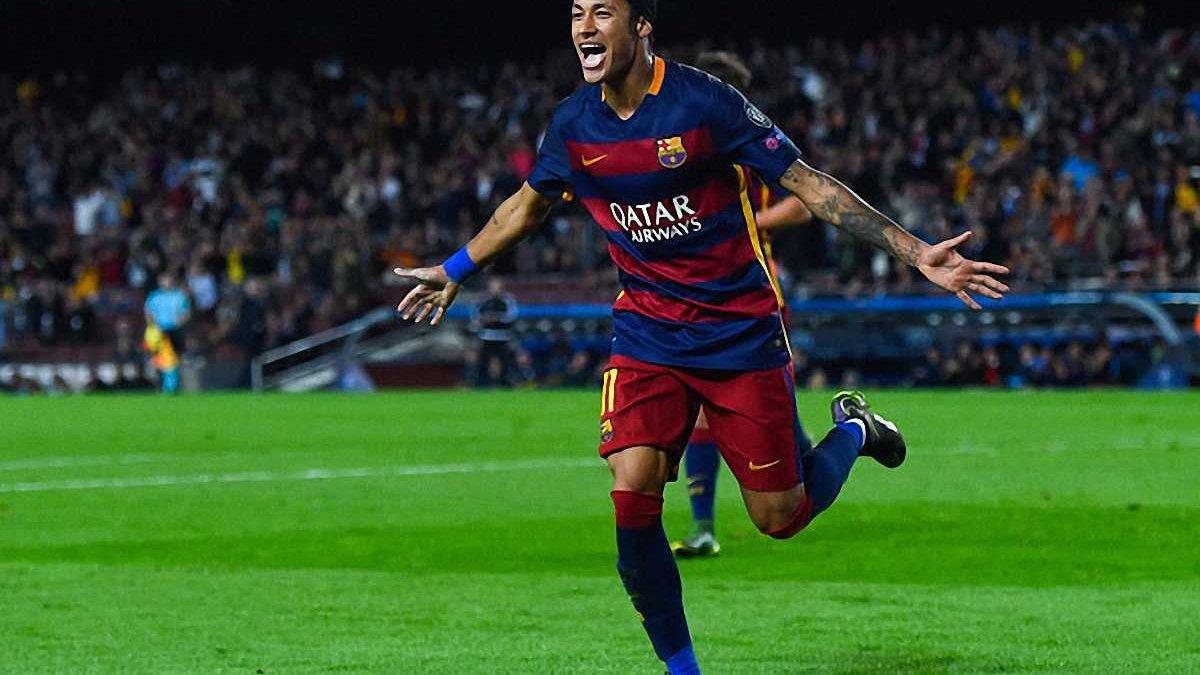 Роналдиньо: Неймар - лучший игрок мира