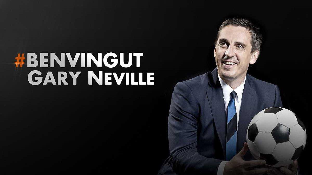 """Офіційно. Гаррі Невілл - новий головний тренер """"Валенсії"""""""