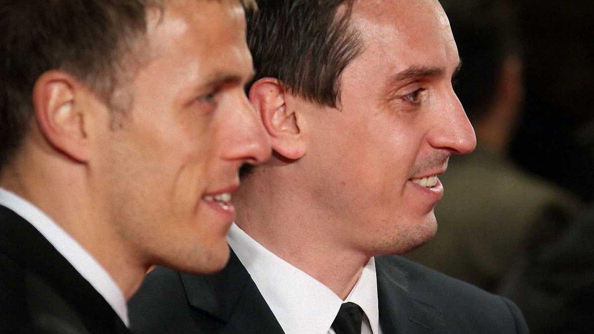 """Гарри Невиллу в """"Валенсии"""" будет помогать брат Фил"""