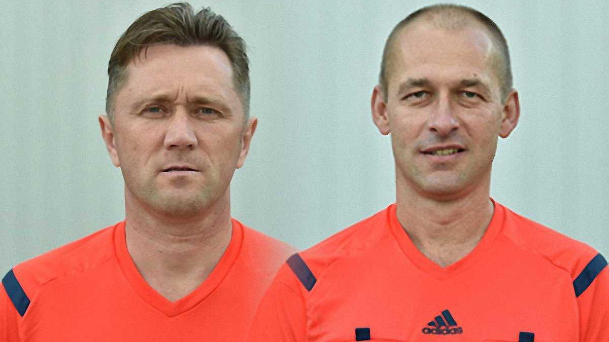 Мосейчук и Лисенчук завершили карьеру арбитров