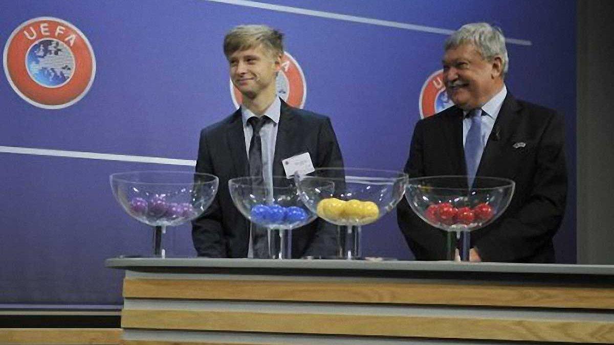 Збірна України U-19 отримала суперників в еліт-раунді Євро-2016