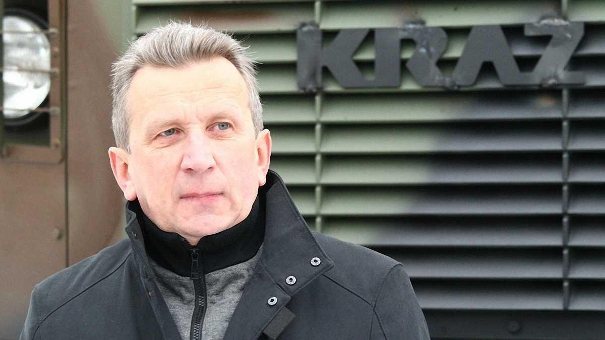 """Новый президент """"Ворсклы"""" Черняк: Наша задача - пробиться в Лигу Европы"""