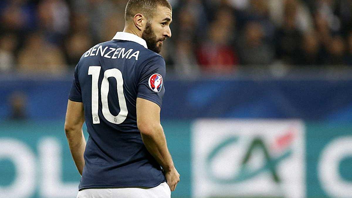 Офіційно: Бензема відрахували зі збірної Франції