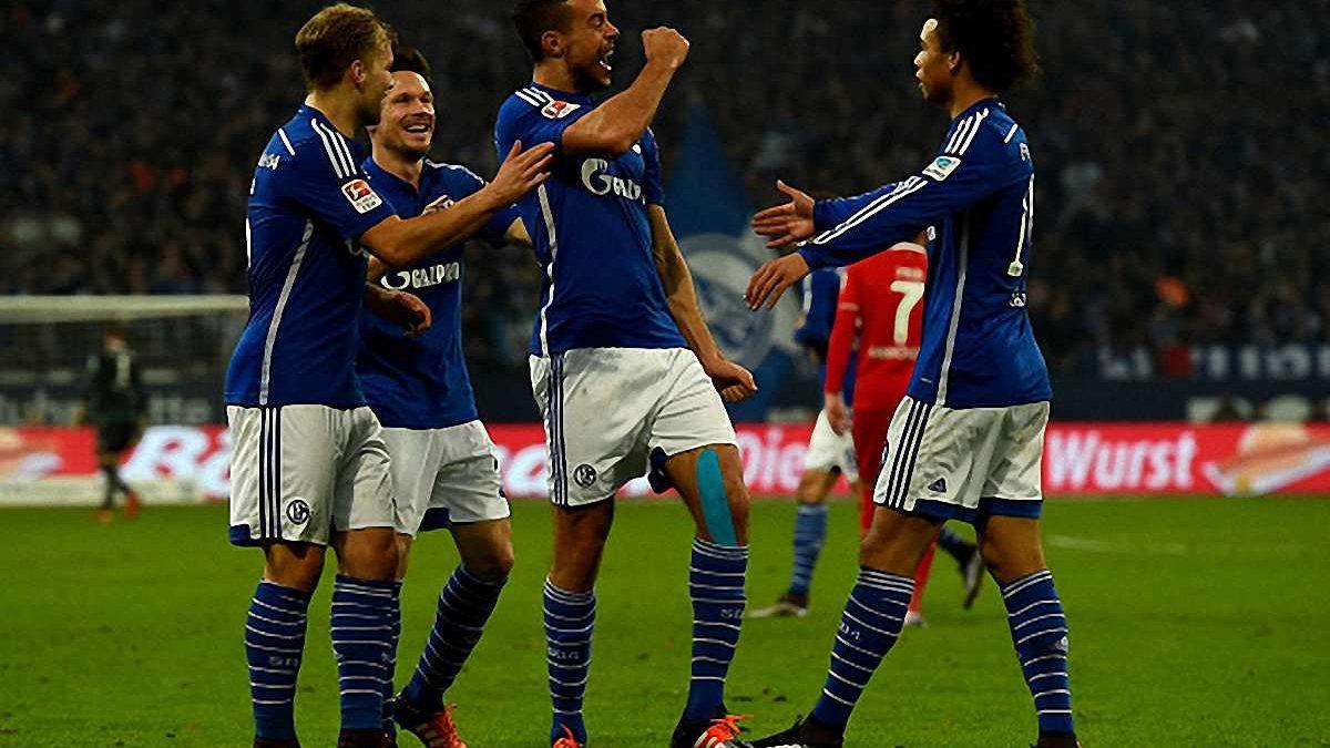 """Ліга Європи, 6 тур: """"Шальке"""" розгромно переміг """"Астерас"""", неймовірна розв'язка в Белграді"""