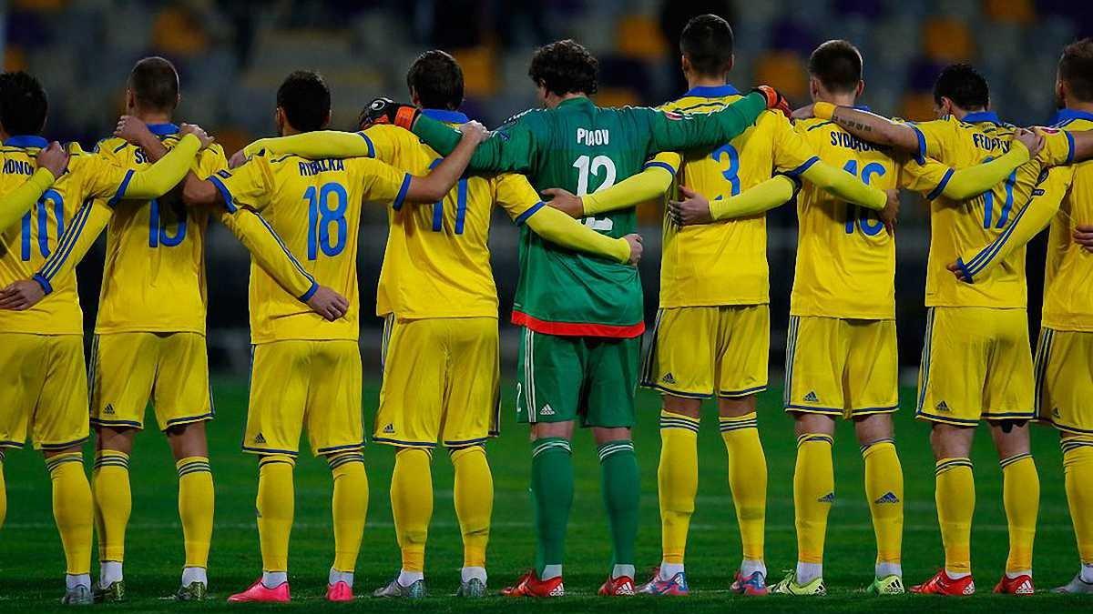 Стал известен подробный календарь сборной Украины на Евро-2016
