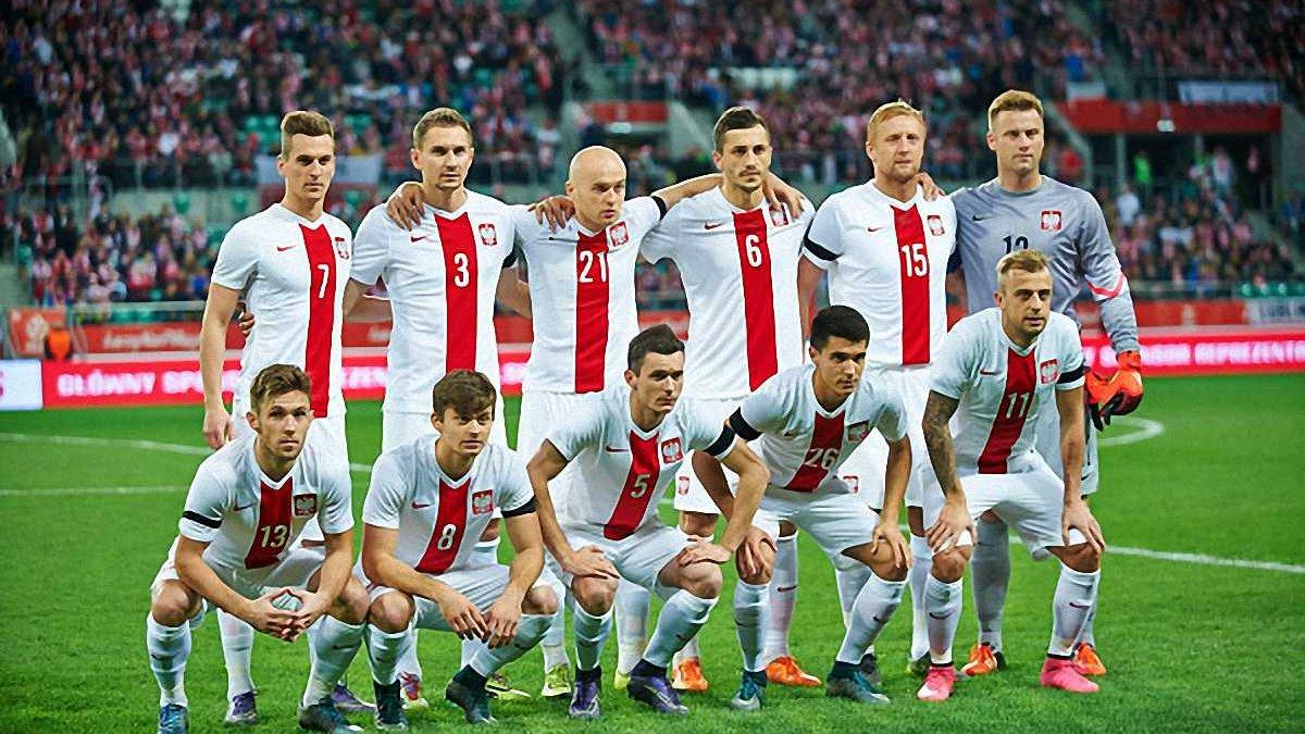 Збірна Польщі визначилася з базою на Євро-2016