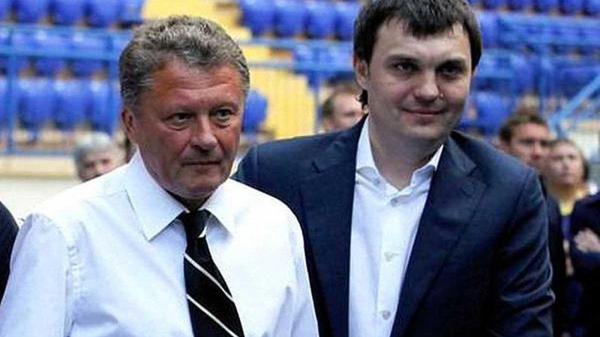 """Красніков офіційно працюватиме селекціонером """"Дніпра"""""""