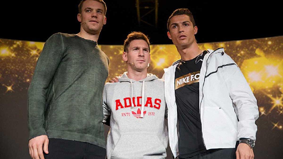 810 миллионов евро составляет стоимость самой дорогой символической сборной мира (ФОТО)