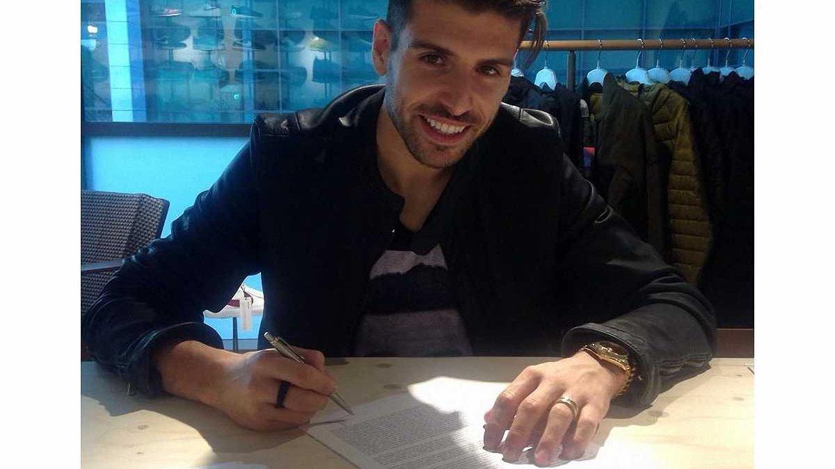 Велозу подписал новый контракт с Nike (ФОТО)