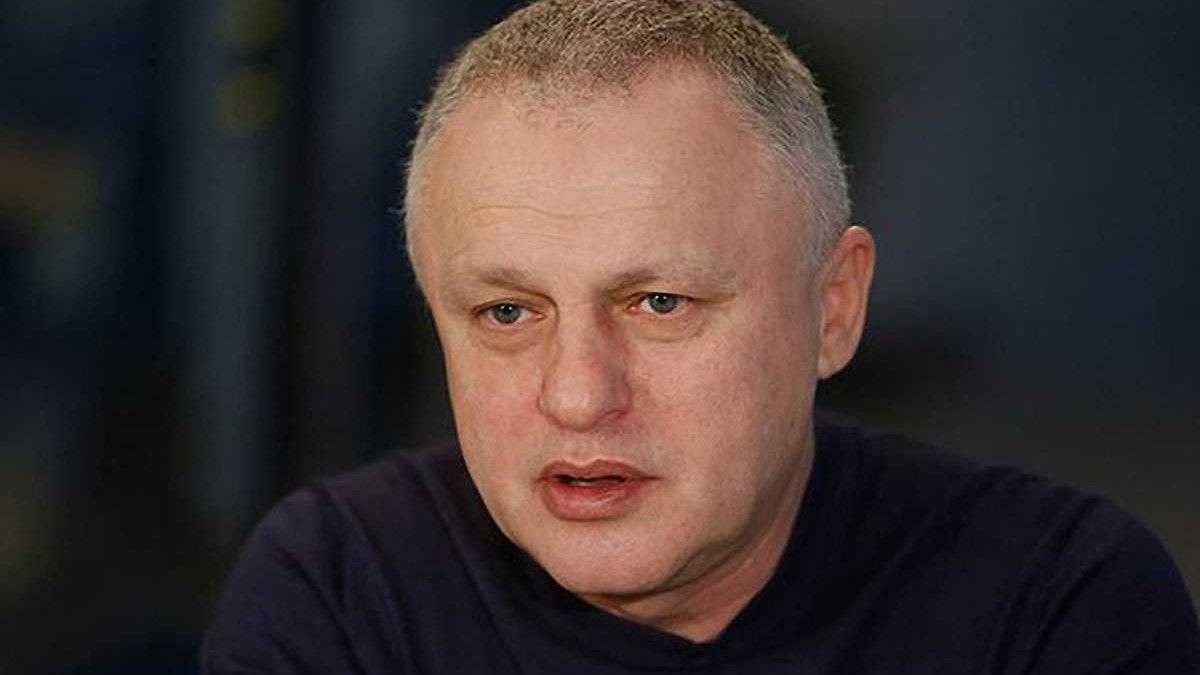 Суркис: Один негодяй приедет на Евро болеть за Украину с фашистским значком - что начнется...