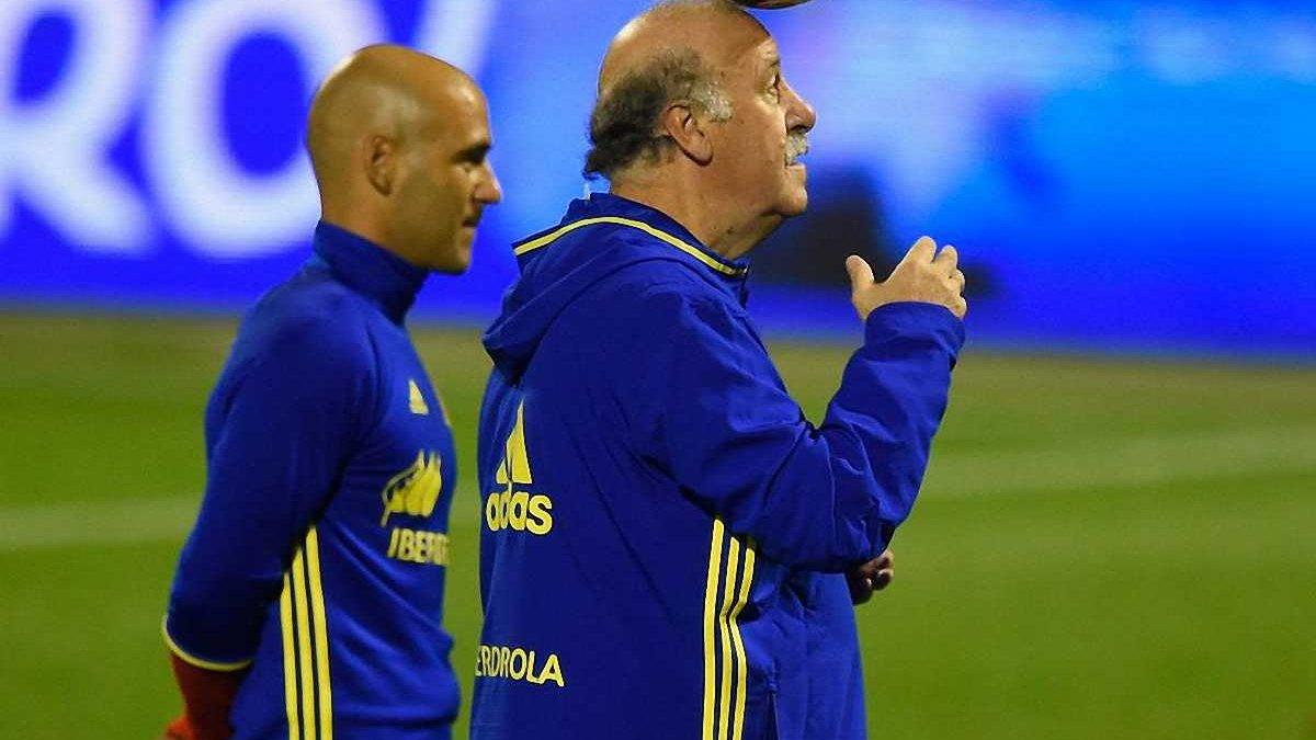 Дель Боске завершить тренерську кар'єру після Євро-2016