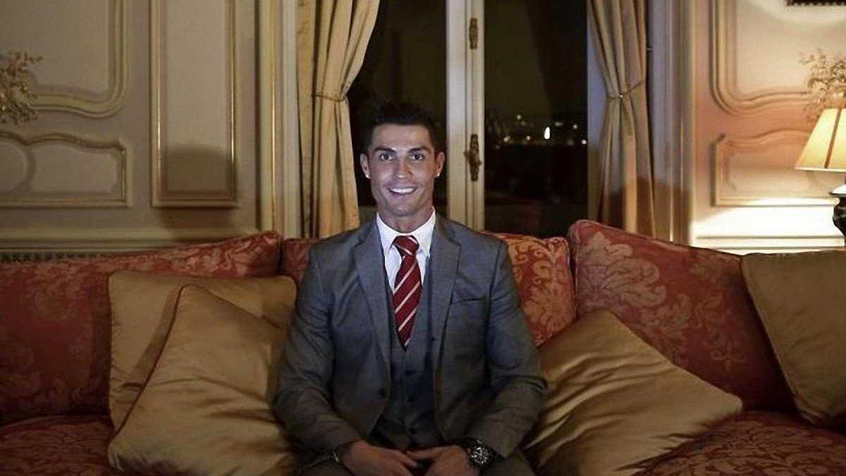 Роналду інвестує 37 мільйонів євро, аби здійснити свою готельну мрію