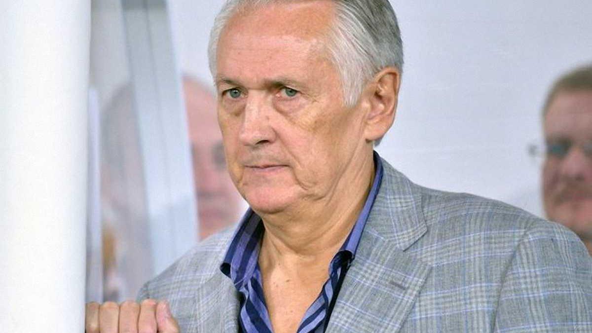 Фоменко утвердили главным тренером сборной Украины - появился официальный протокол (ДОКУМЕНТ)