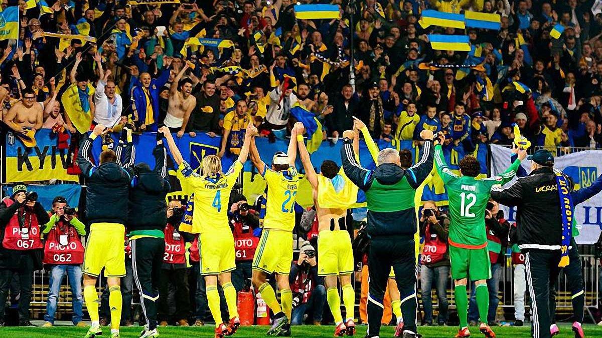 Украина сыграет товарищеский матч с Кипром и ведет переговоры об игре с Уэльсом
