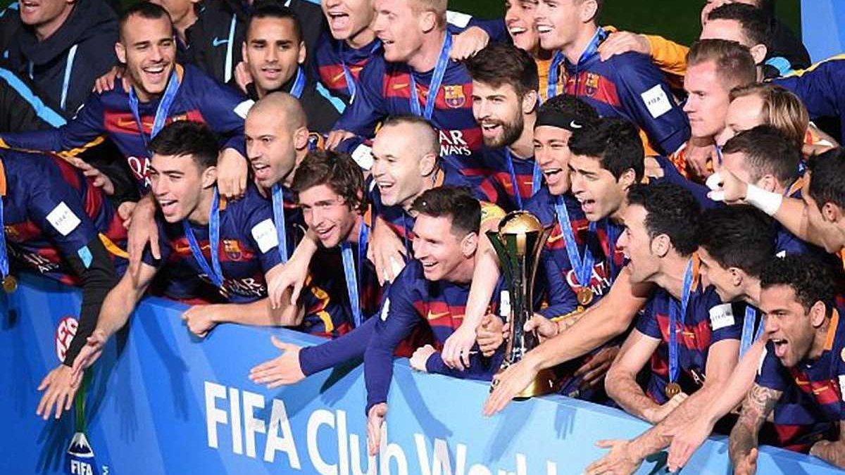 """""""Барселона"""" побила клубный рекорд по количеству голов за год"""