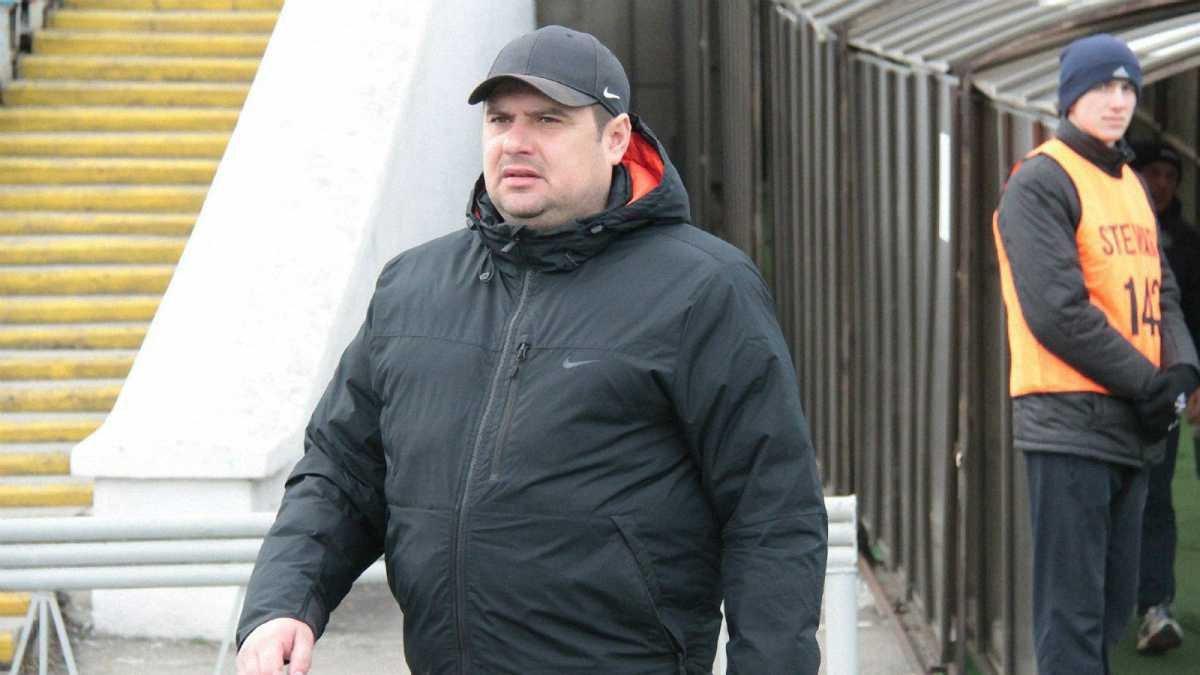 """Мазяр відмовився піти за власним бажанням з посади головного тренера """"Сталі"""""""