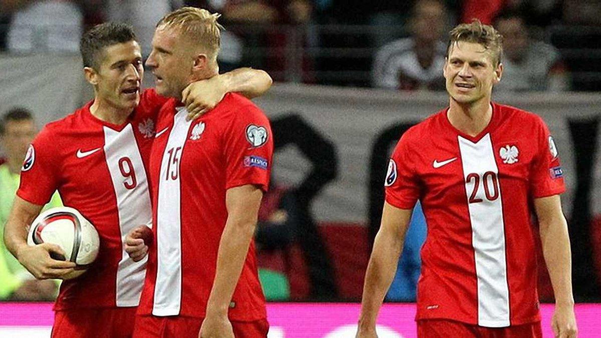 Польша будет готовиться к Украине и Евро-2016 через Нидерланды и Литву