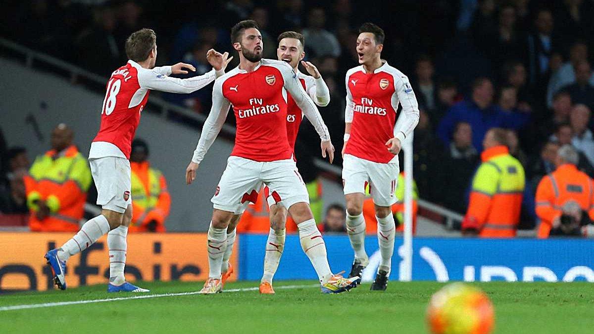"""Два останні рази """"Арсенал"""" ставав чемпіоном, зайнявши друге місце на Різдво"""