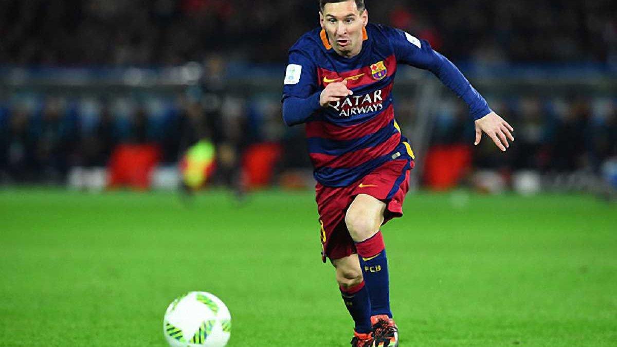 Месси - лучший игрок мира, - The Guardian