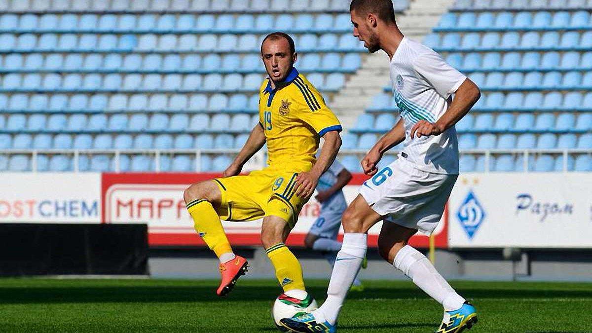 Гвілія відмовляється від українського паспорта і перебирається у клуб вищої ліги Португалії