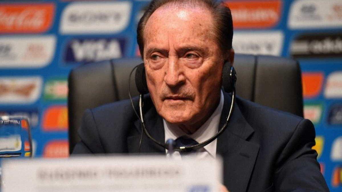 Підозрюваний у корупції віце-президент ФІФА потрапив до лікарні