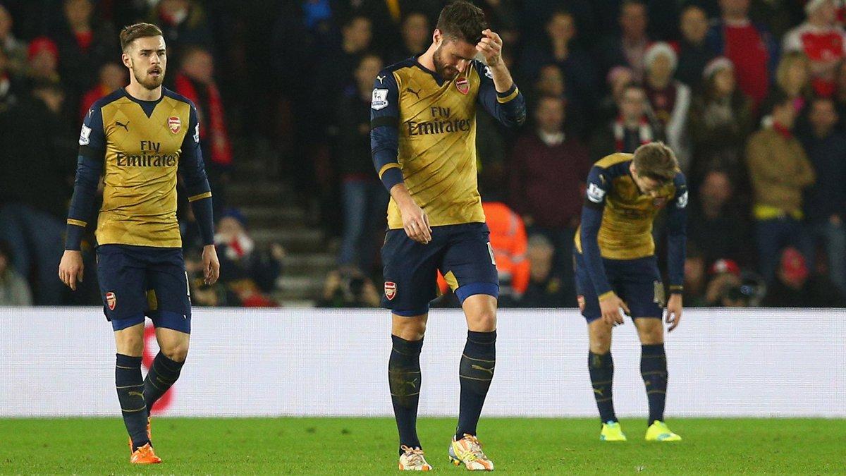 """""""Саутгемптон"""" - """"Арсенал"""" - 4:0. Відео голів і огляд матчу"""