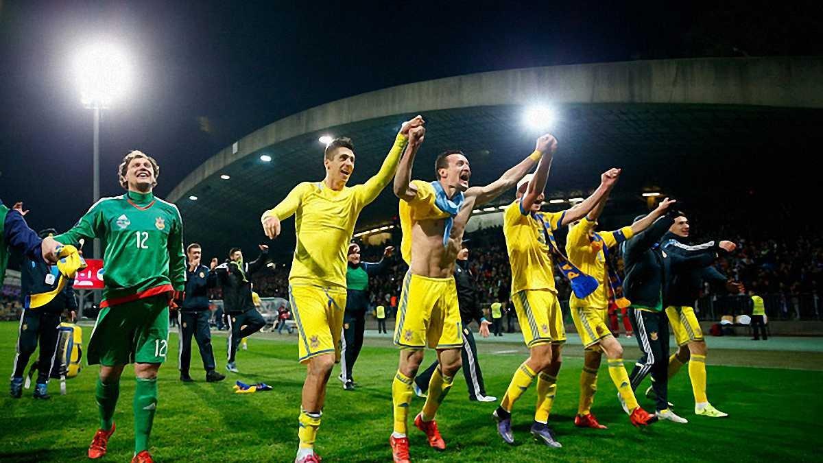 Стало известно, в какой форме сборная Украины будет выступать на Евро-2016 (ФОТО)