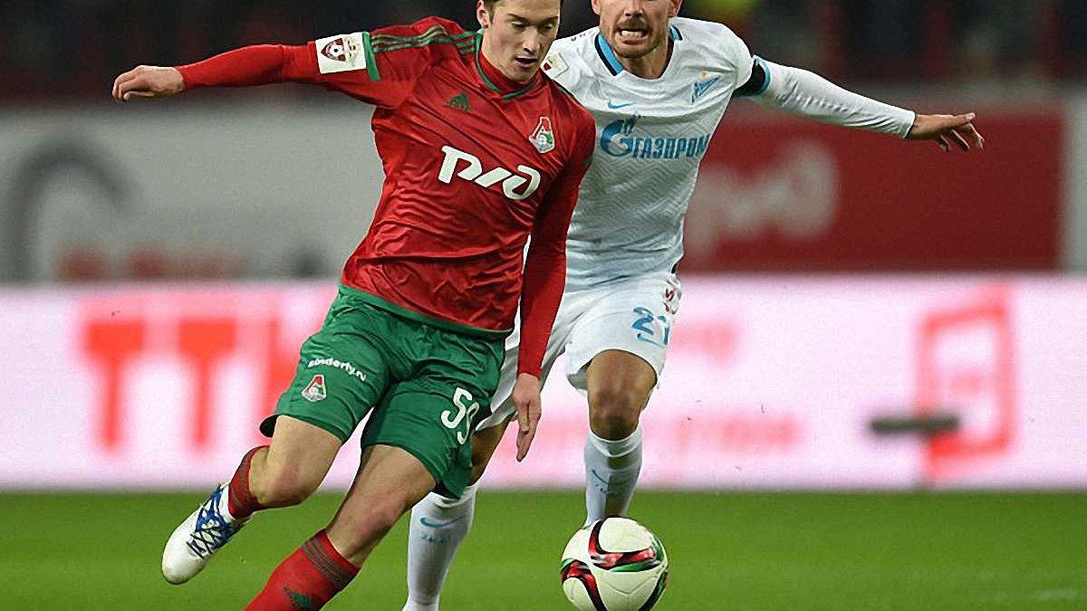 Месси поздравил Миранчука с титулом лучшего молодого игрока России