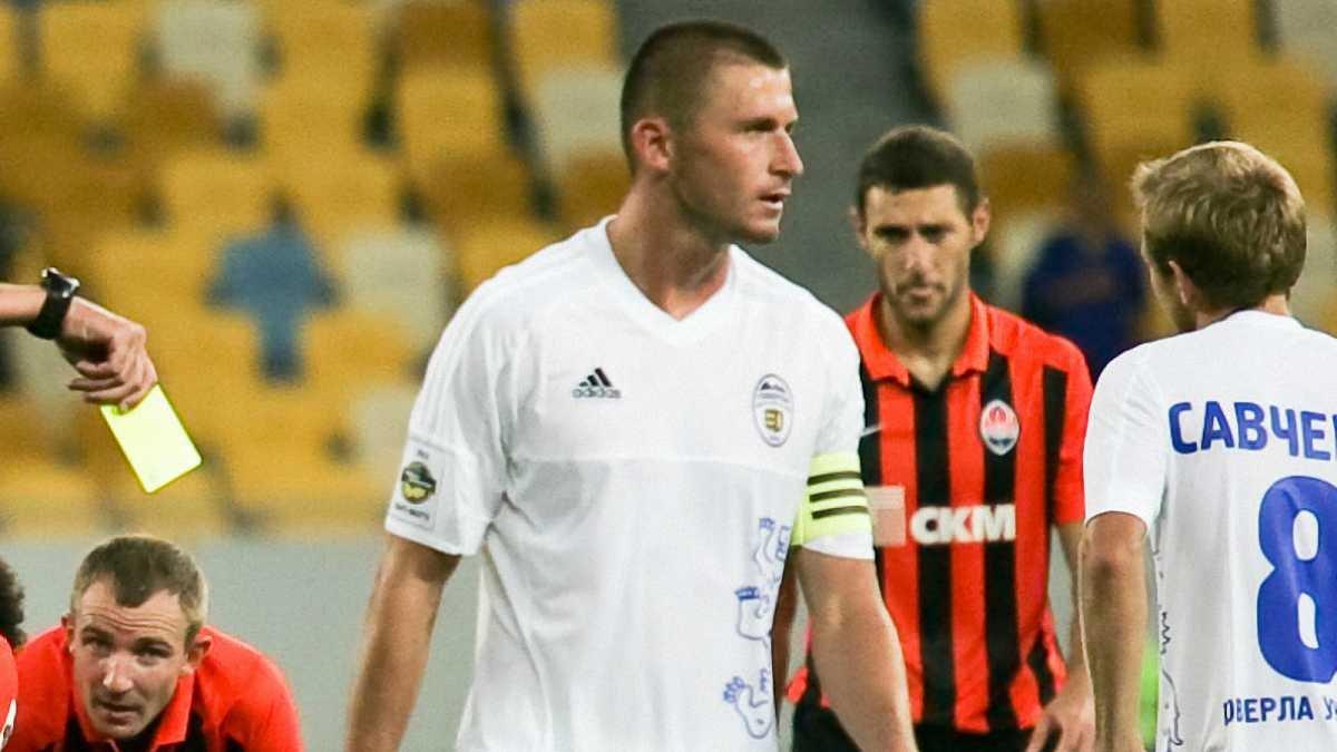 """Цуріков змінив """"Говерлу"""" на """"Левадіакос"""""""